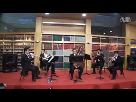 Carnival of Venice, Tuba with Brass quintet