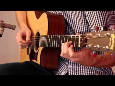 Hillsong United - Desert Song (Solo Guitar)