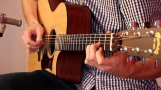 Hillsong United - Desert Song (Solo Guitar)