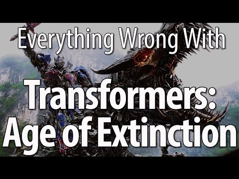 Download Youtube: Everything Wrong With Transformers: Age of Extinction Part 1