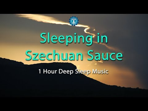 """Sleeping in Szechuan Sauce"" Travelling through Space Music - Music for Sleep and Imagination"