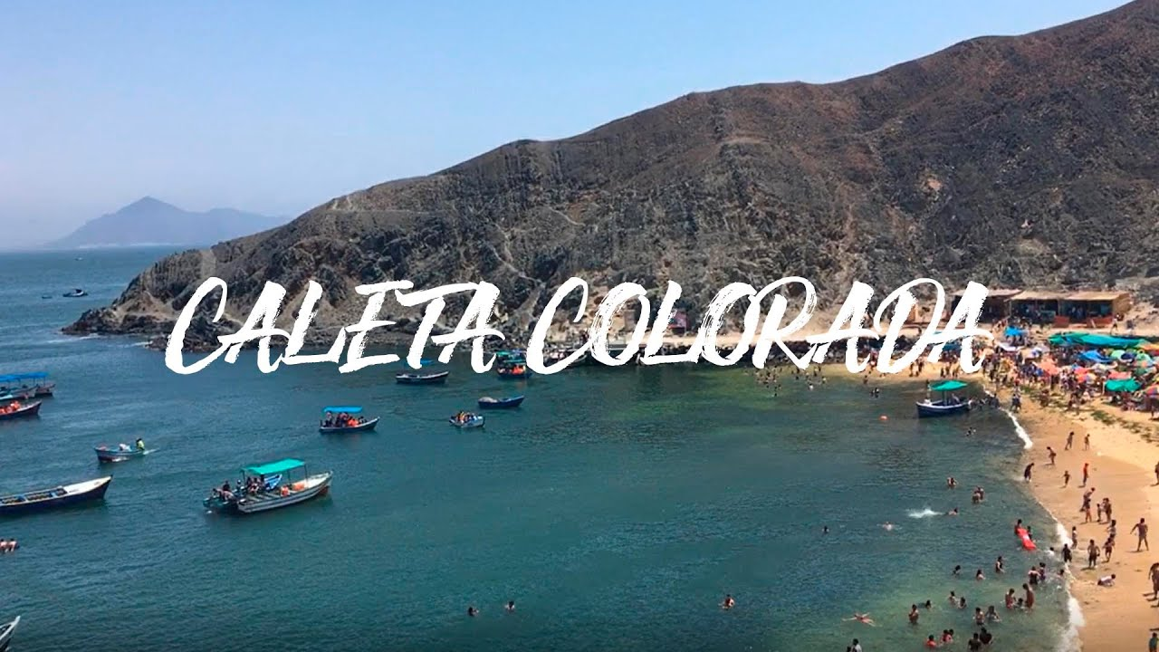 CALETA COLORADA