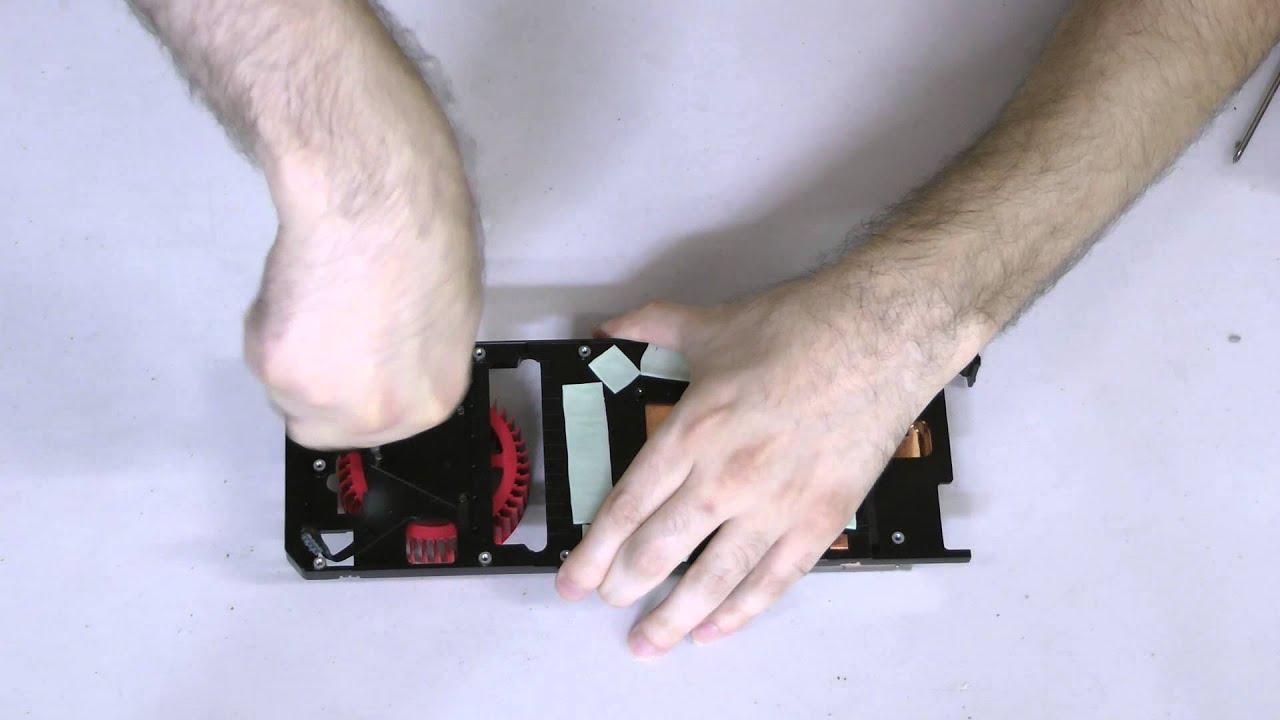 Series HG10 GPU Liquid Cooling Bracket  A1 Edition Installation  #514586