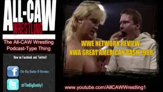 WWE Network Review: Great American Bash 1988 - All-CAW Wrestling Podcast-Type Thing