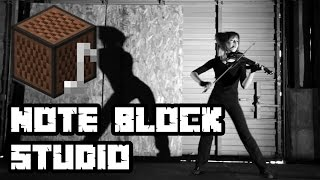 "Lindsey Stirling - ""Shadows"" [Minecraft Note Block Studio] (download link)"