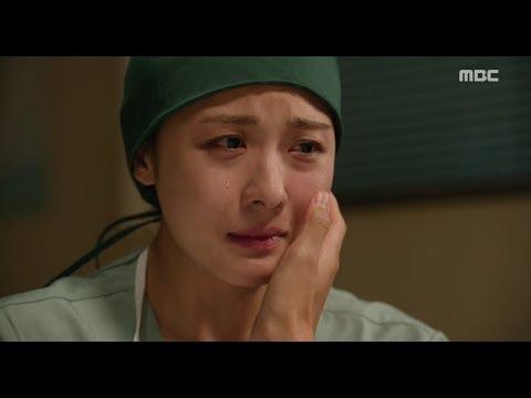 [Hospital Ship]병원선ep.29,30Ji-won♥Min-hyuk, tears to check each other's true heart20171018