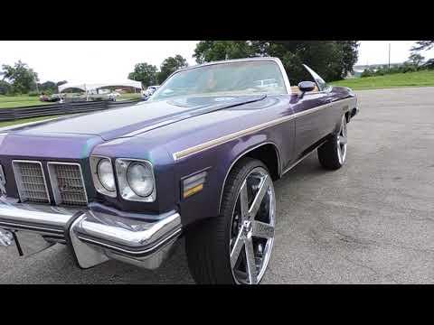 Early Footage Of The Diamond Bar And Grill Car Show Jonesboro AR
