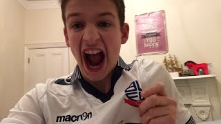 REACTING LIVE TO BOLTON vs CARDIFF
