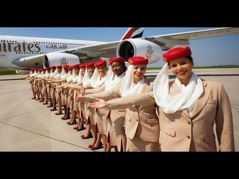 How To Fill the Emirates Cabin Crew Online Job Application