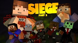Minecraft PVP | Battle Siege Pt 2 | DIRTY ROYALTY STRIKES (PVP Minecraft Battle Siege)