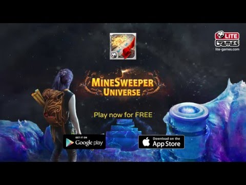 Minesweeper Universe FREE (iOS/Android) | LITE Games