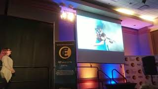 Flat Earth Man wins video award at the Flat Earth International Conference 2017