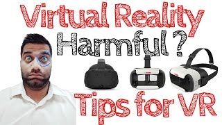 Is Virtual Reality Harmful for Eyes? Tips for VR