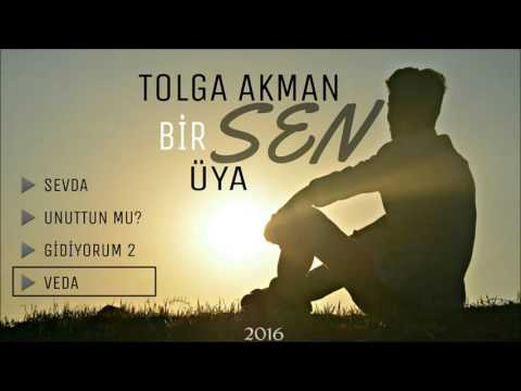 Tolga Akman - Veda // Bir Rüya Sen (Albüm)