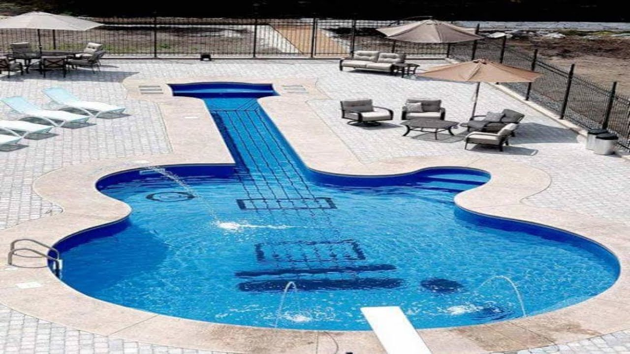 Swimming Pool Design Ideas Plans Waterfalls Design Landscaping Ideas||Natural  Pool Design Ideas ||