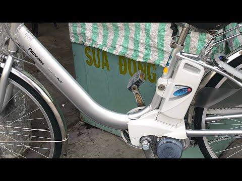 Xe đạp Nhật Bãi-Trợ Lực điện Panasonic Zin 99% Nhật Bản-lh 0911540411(zalo)