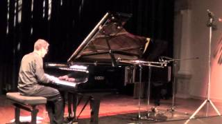 John Roney -  Bach - Prelude in D minor BWV 851- WTC book 1, no.6