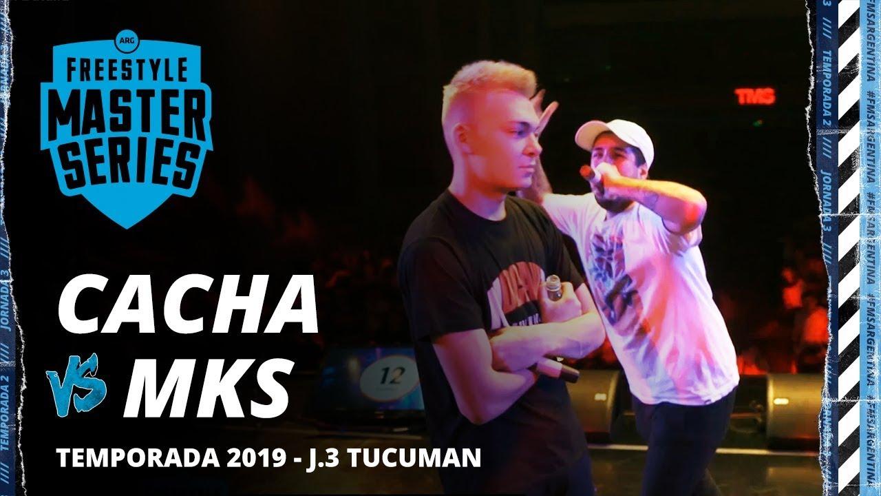 Download CACHA VS MKS - FMS TUCUMAN JORNADA JORNADA 3 TEMPORADA 2019