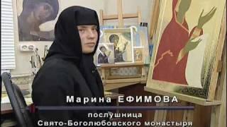 Монастырь в Боголюбово Человек и закон 28.10.2010 Часть 2