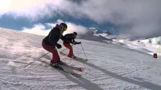 Legend Ski holiday with Chemmy Alcott