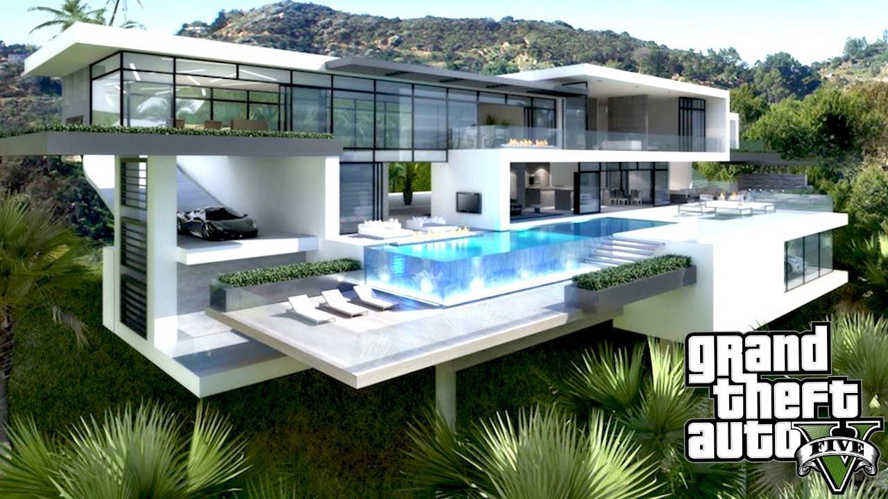 Nuevas filtraciones mansiones gigantes de 20 plazas for Mansiones lujosas modernas