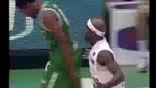 Michael Jordan (Tisettanta Cantù), follia in stile Jordan thumbnail