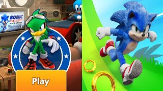 Sonic Dash - JET Android Gameplay Ep 135