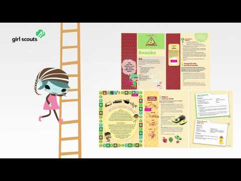 Brownie Elf Explains The Girl's Guide To Girl Scouting