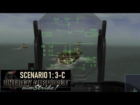 Energy Airforce Aim Strike! Scenario 1 | 3-C DAS