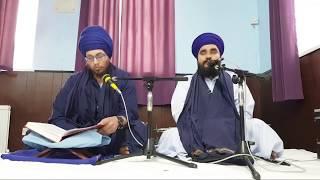 Saka Chamkaur Sahib Katha P4 - Giani Harsimran Singh Ji Ambala Wale