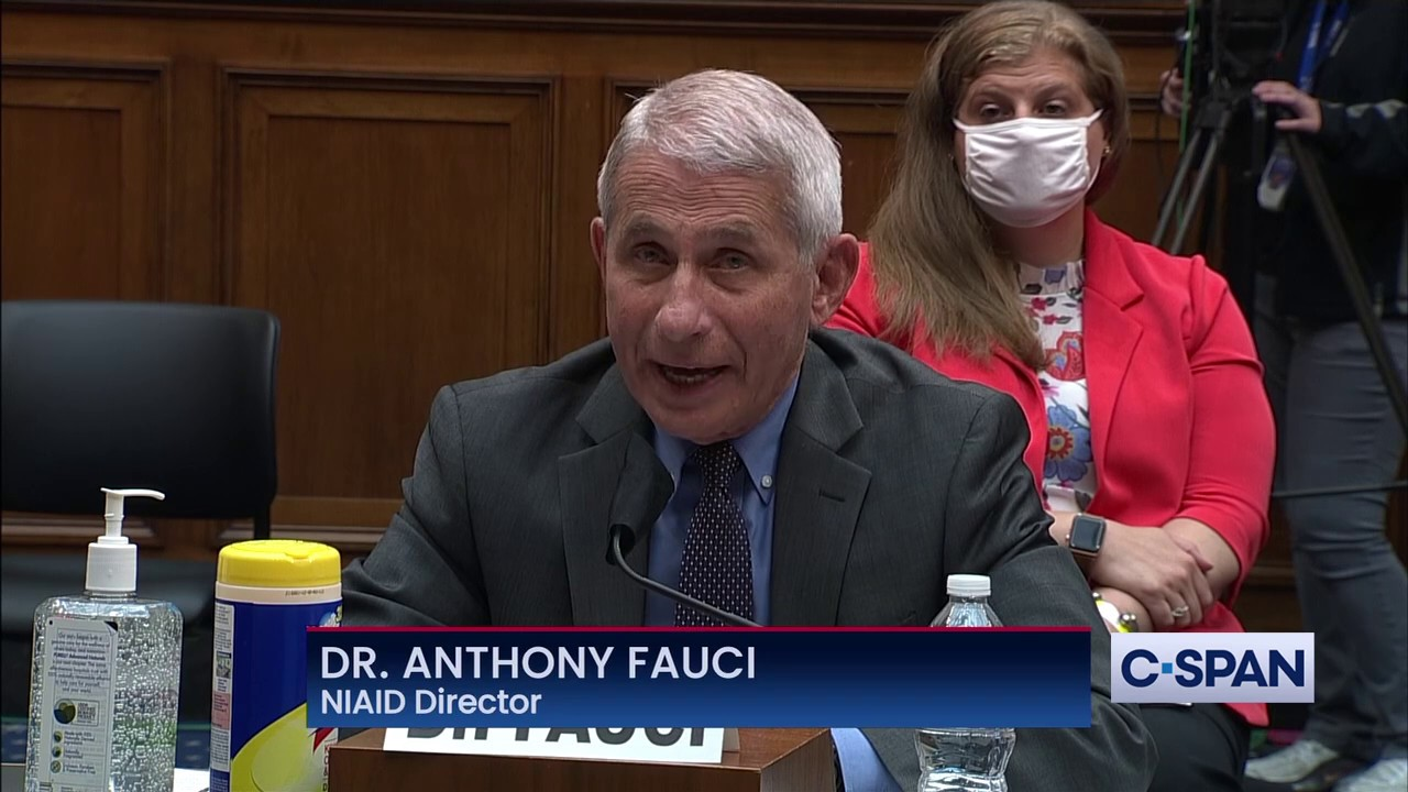 Dr. Anthony Fauci on Coronavirus & Testing
