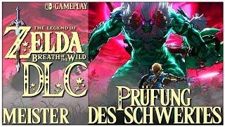 MEISTER - WÄCHTER & LEUNEN - PRÜFUNG DES SCHWERTES - 1. DLC | ZELDA: BREATH OF THE WILD Livestream