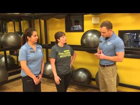 Gold's Gym Richmond - 12 Week Challenge Winner - YouTube
