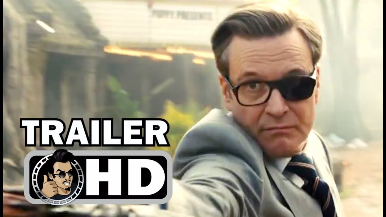 Download KINGSMAN 2: THE GOLDEN CIRCLE Official TV Spot Trailer - Southern Charm (2017) Action Movie HD