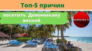 Топ 5 причин посетить ДОМИНИКАНУ весной ДРУГИЕ ЭФИРЫ с Аллой Глывой
