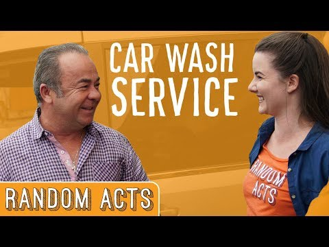 Car Wash Prank  Random Acts