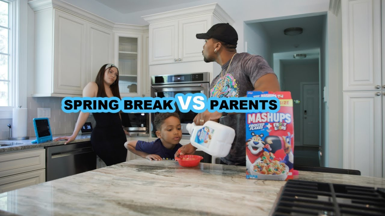 Download Spring Break Vs Parents