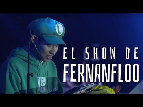 Show de FernanFloo en Club Media Fest - Colombia
