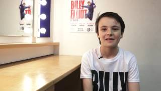 Quick-Fire Questions with Matthew Lyons | Billy Elliot the Musical