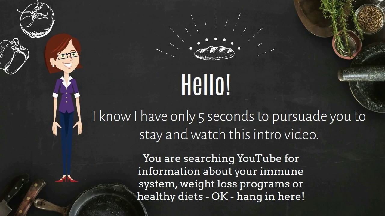 The Immune System Diet And Fitness Youtube