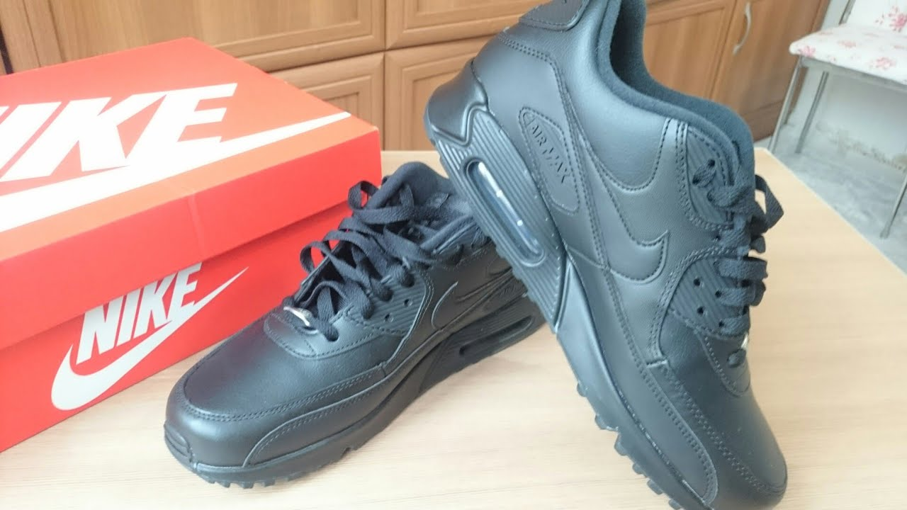 Nike air max 90 leather REVİEW!!