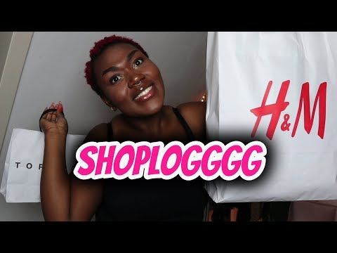CURVY SHOPLOGGG H&M, MONKI, TOP SHOP & ZALANDO!!!! │♥ HMLC
