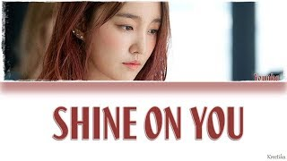 Younha – Shine On You (빛이 되어줄게)'The Tale of Nokdo OST Part 2' [HAN/ROM/ENG COLOR CODED LYRICS]