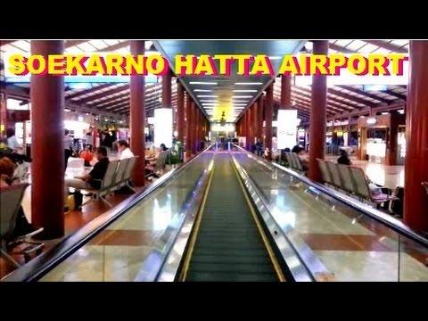 Soekarno Hatta Airport  (Bandara Udara Soekarno Hatta)