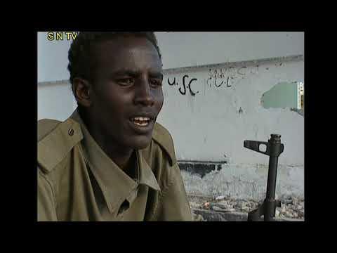 War in Mogadishu 1993