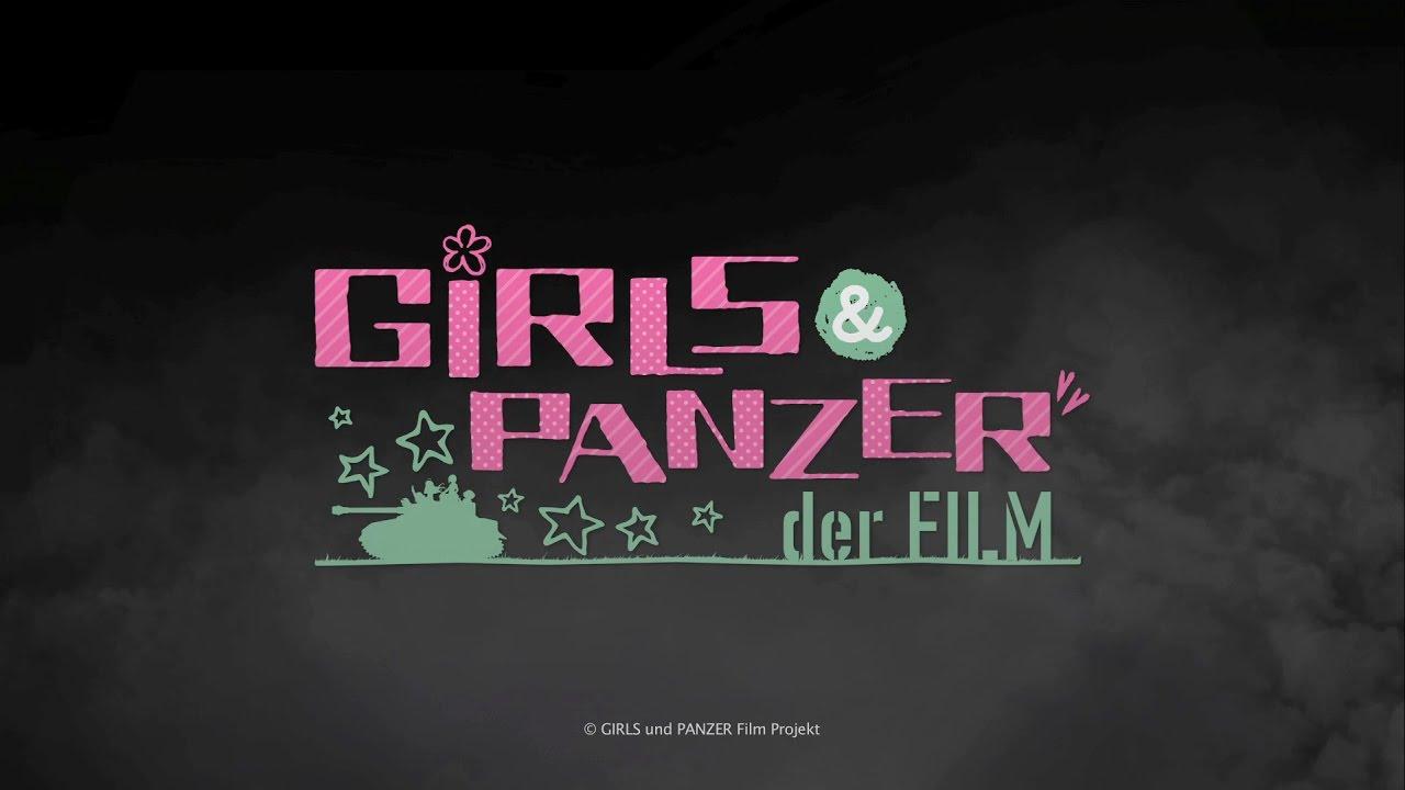 Official Trailer: Girls und Panzer der Film