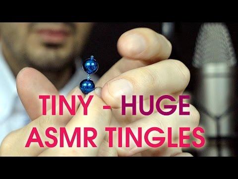 Tiny Huuuge ASMR Tingles (AGS)
