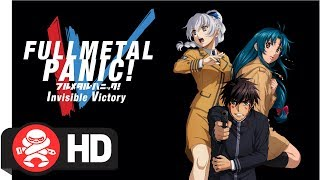 Full Metal Panic! Invisible Victory Complete Series (Blu-Ray) Trailer