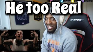 HE THE ONLY ONE THAT WILL SAY THIS!!! Tom MacDonald - IF I WAS BLACK (REACTION!!!)