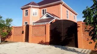 Дом с двумя гаражами в ст Выселки
